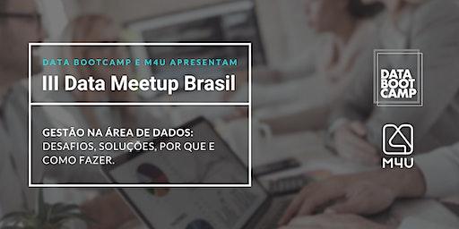 III Data Meetup Brasil