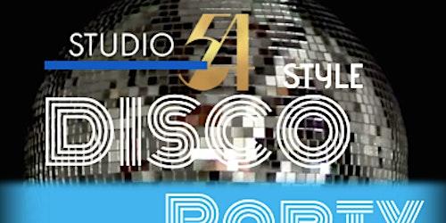 Studio 54 Disco Nite at The Headliner  Neptune NJ