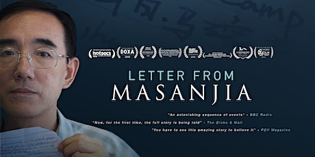 Documentary Screening - Letter from Masanjia tickets
