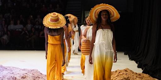 Indigenous Fashion Showcase at Mercedes-Benz Fashion Week Australia
