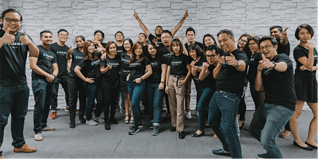 Career Talk 2020: We're Hiring Event & Sales Executive tickets
