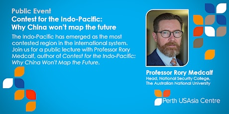 Contest for the Indo-Pacific: Why China won't map the future tickets
