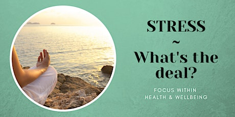 STRESS ~ What's the deal? tickets