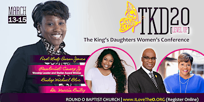 The King's Daughters Women's Conference 2020