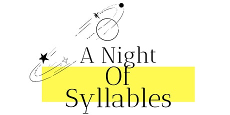 Nights of Syllables tickets