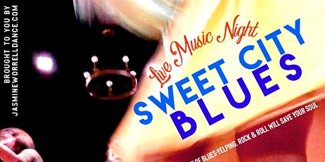 Rockin' blues by Sweet City Blues jams out LIVE for dancers! tickets