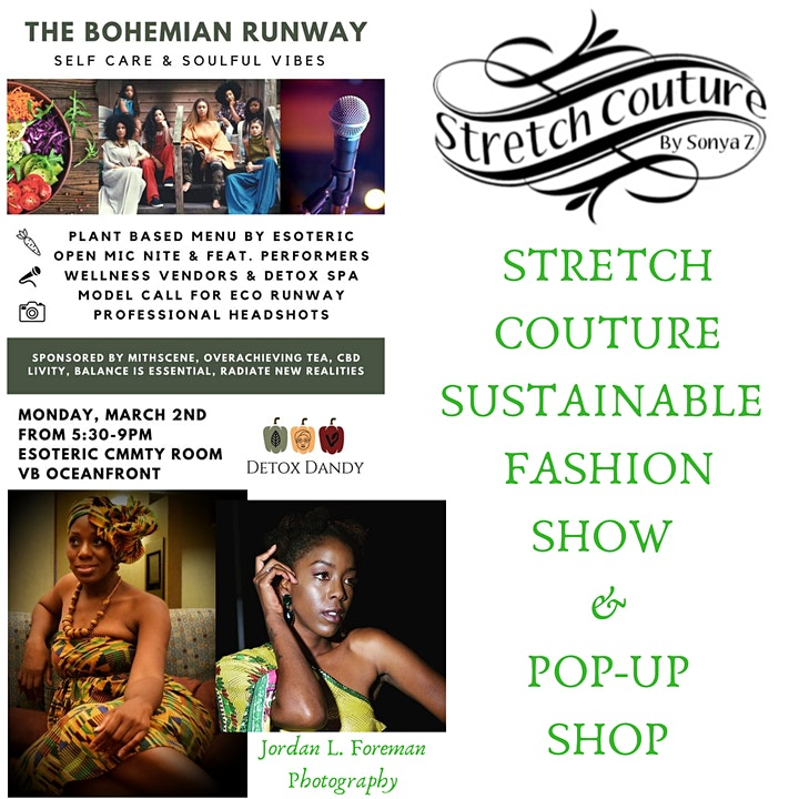 Stretch Couture Sustainable Fashion Showcase image