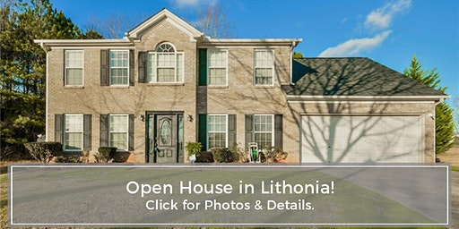 Open House in Lithonia Sunday (2/23) 2-4pm.