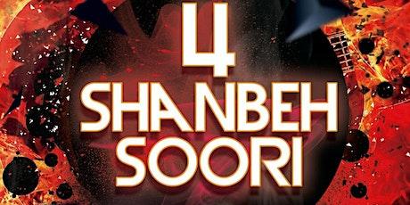 4 SHANBEH SOORI (Montreal) tickets