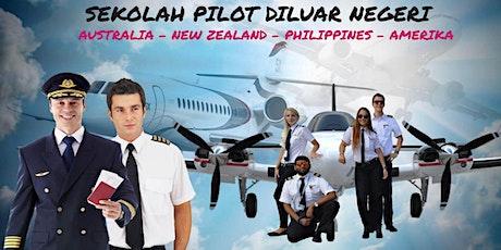Info Sesi Program Pilot Training di Luar Negeri - Penvil tickets
