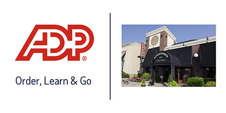 ADP's Order, Learn & Go at Maggiano's Little Italy tickets