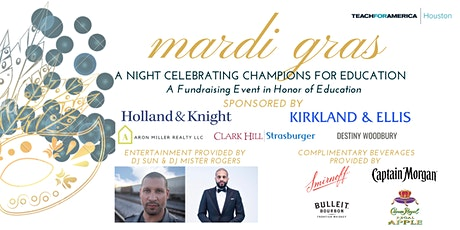 Mardi Gras: A Night Celebrating Champions for Education tickets