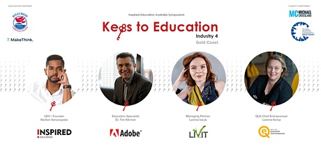 Keys to Education - Industry 4 (Gold Coast) tickets