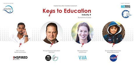 Keys to Education - Industry 4 (Sunshine Coast) tickets
