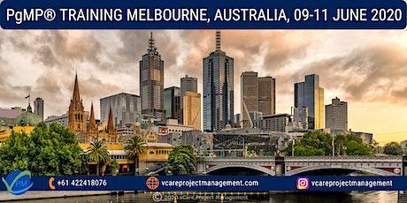 PgMP | Program Management Training | Course | Melbourne | June | 2020 tickets