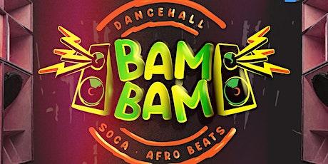 BAM BAM tickets