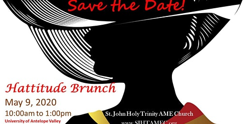 Hattitude Brunch -Save the Date!
