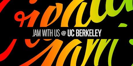UC Berkeley + Adobe Creative Jam: Evening session tickets