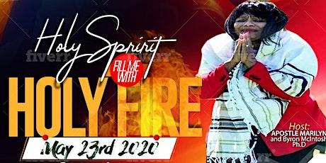 HOLY SPIRIT RESTORE the FIRE tickets
