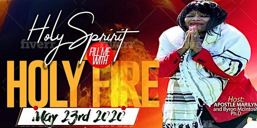 HOLY SPIRIT RESTORE the FIRE