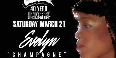 EVELYN Champagne KING - Performing Live tickets