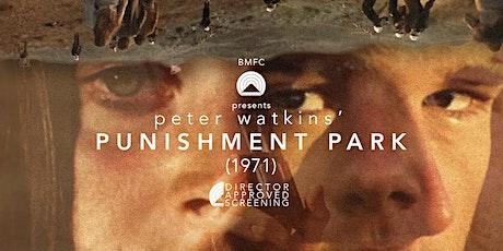 BMFC Presents: 'Punishment Park' tickets