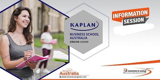 KAPLAN Business School- Information Session