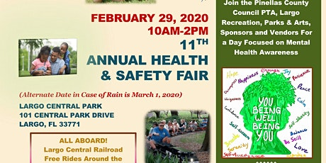 PCCPTA 11th Annual Health & Safety Fair tickets