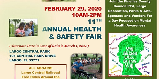 PCCPTA 11th Annual Health & Safety Fair