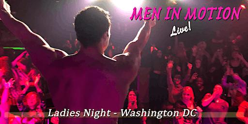 Downtown DC - Ladies Night LIVE!