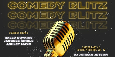 Playmakers Comedy Blitz tickets