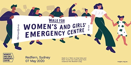 Walk for Women's and Girls' Emergency Centre tickets