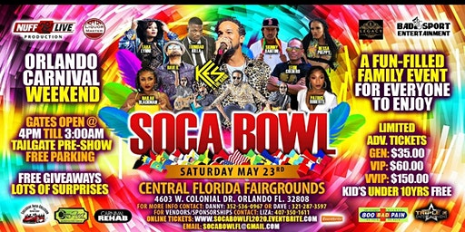 SOCA BOWL FL LLC