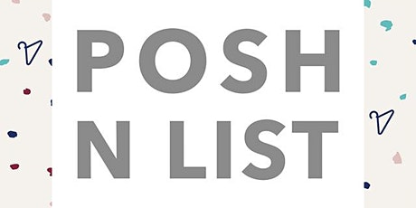 Poshmark Posh N List - Mississauga  tickets
