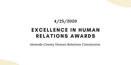 2020 EXCELLENCE IN HUMAN RELATIONS AWARDS CEREMONY tickets
