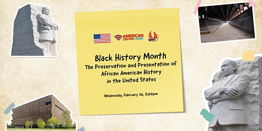 Preservation & Presentation of African American History