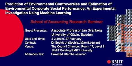 Prediction and Estimation of Environmental Controversies: Machine Learning tickets