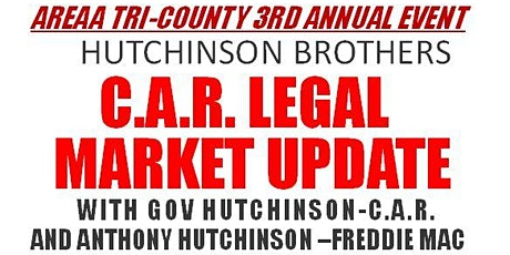 2020 C.A.R LEGAL MARKET UPDATE: HUTCHINSON BROTHERS tickets