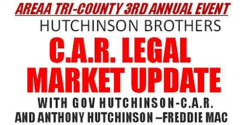 2020 C.A.R LEGAL MARKET UPDATE: HUTCHINSON BROTHERS