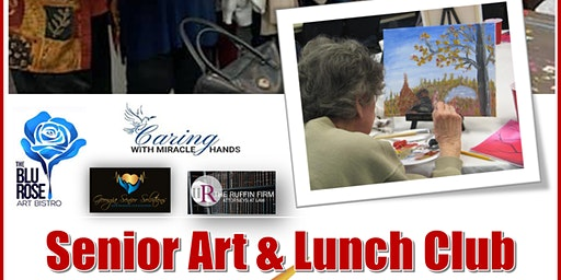 Active Senior Art and Lunch Club