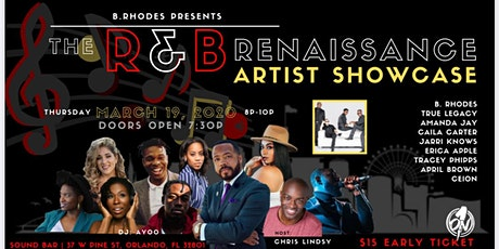 The R&B Renaissance tickets