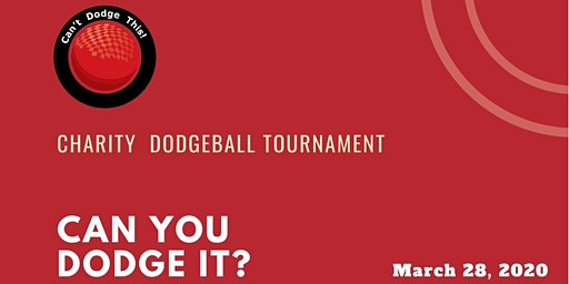 Can't Dodge This - Dodgeball Tournament