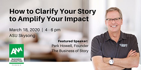 How to Clarify Your Story to Amplify Your Impact tickets