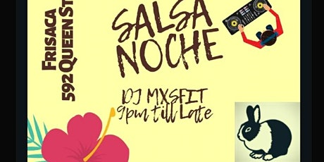 Salsa Noche tickets
