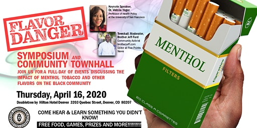 Flavor Danger: Avoid the Trap of Menthol Tobacco and Other Flavors!