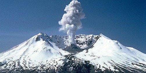 Light Lunch @ Trott|1980 Eruption of Mount St. Helen's
