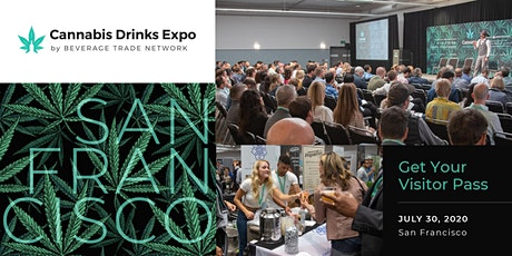 2020 Cannabis Drinks Expo - Visitor Registration Portal (San Francisco) tickets