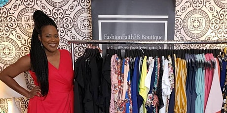 FASHIONFAITH78 BOUTIQUE WOMENS CLOTHING POP-UP LAUNCH tickets