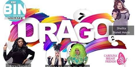 Drago!!! - Benefiting Carolina Breast Friends tickets