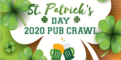 St. Paddy's Day Pub Crawl Downtown Alhambra tickets